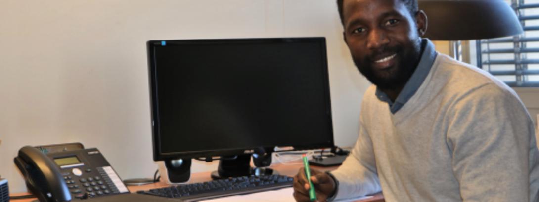 IOE Adviser for Africa, Mr. Lameck Jaston